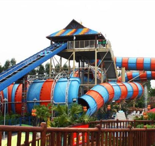 水上乐园设备案例