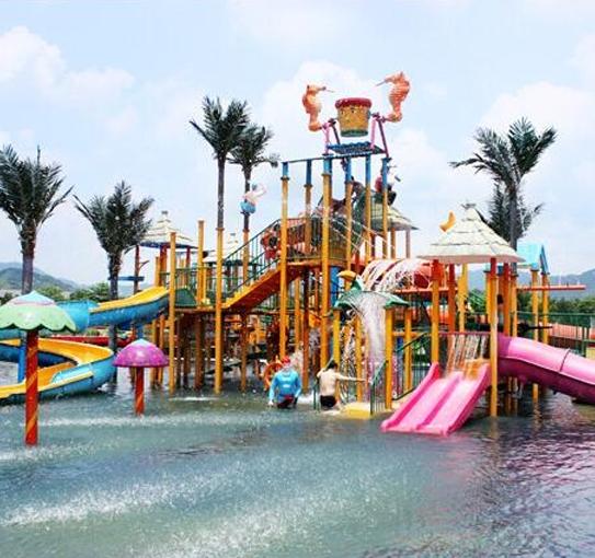 贵州水上乐园设备案例