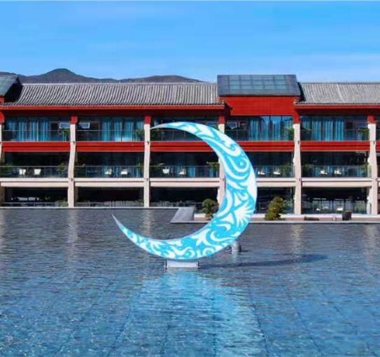 月亮庄酒店(五星)景观水处理工程