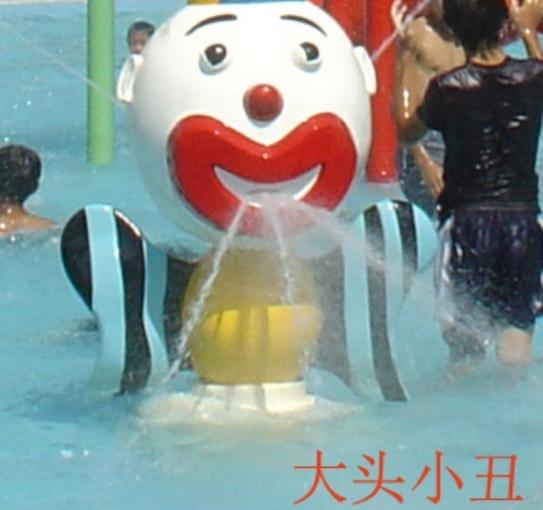 戏水大头小丑