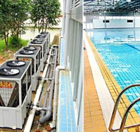 游泳池恒温除湿设备