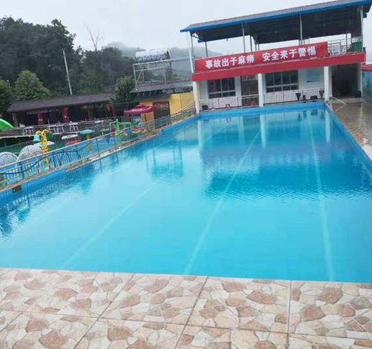 游泳池儿童戏水池